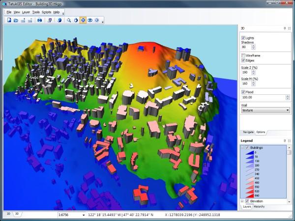 ExirBox - TatukGIS Editor on